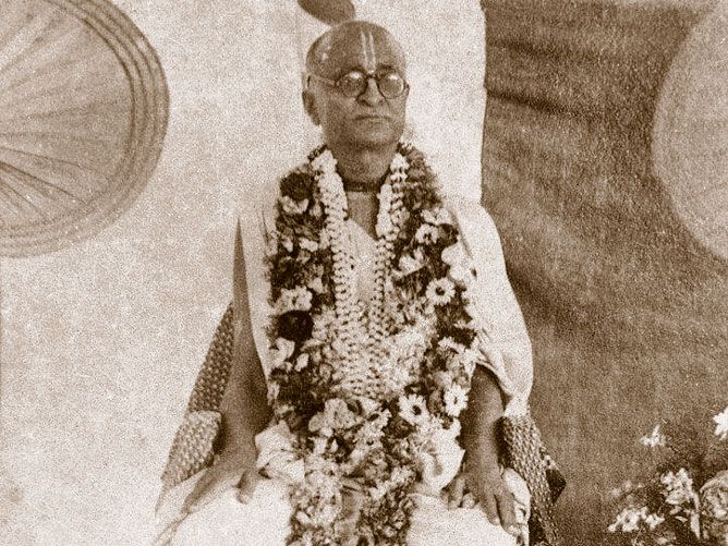 Srila-Saraswati-Thakur-Vyasa-Puja-in-Madras