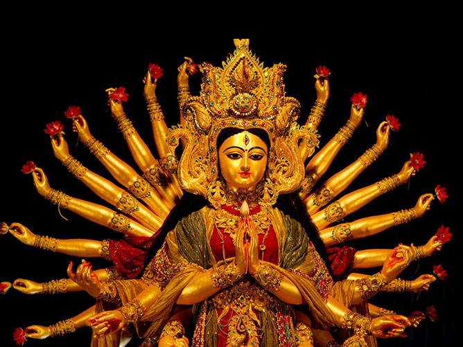 Sri Durga Puja